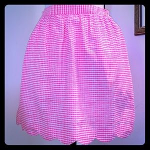 Lilly Pulitzer Skirt with pockets!